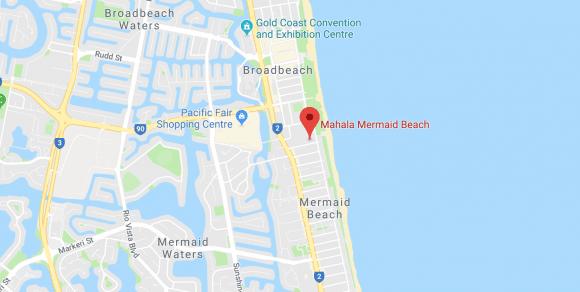 Location of Mahala on Peerless Avenue. Image by Google Maps.