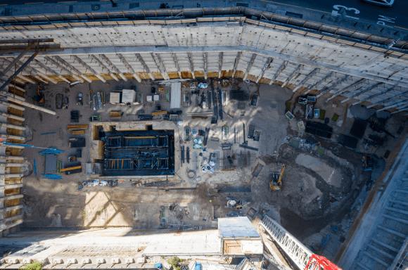 St Leonards' new 43-storey tower 'The Landmark' commences construction