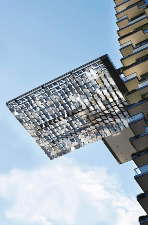 Innovative new technology provides a solution to harsh sunlight and heat