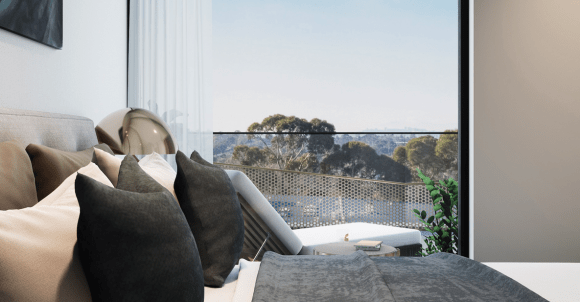 VALIA apartments provide downsizers with the perfect lock-and-leave lifestyle in Ivanhoe
