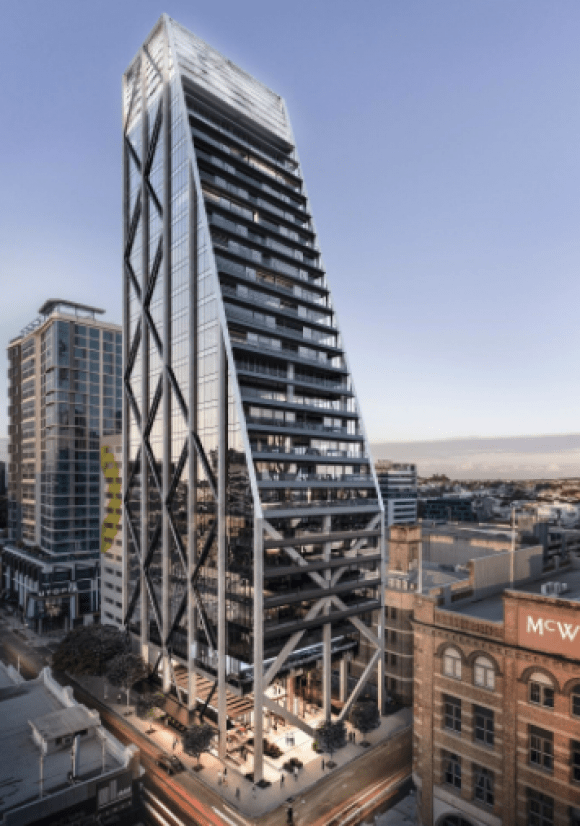 Brisbane's latest construction milestones: Featuring Pellegrino, Mosaic + Cornerstone Properties