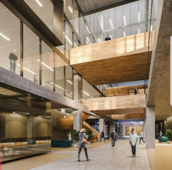 ICON and Wood Marsh combine for 600 Church Street
