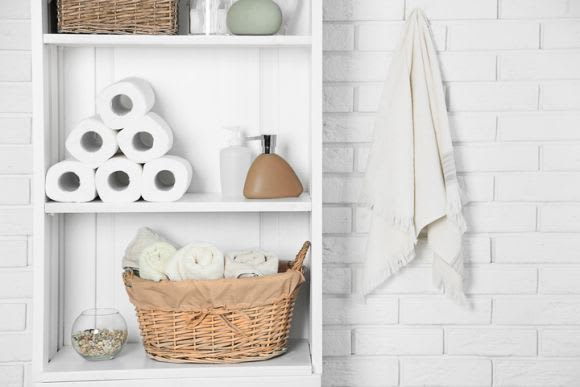 Toilet paper hoarding and the Coronavirus: Here's exactly how you should be storing bulk items (in your small apartment) during a crisis