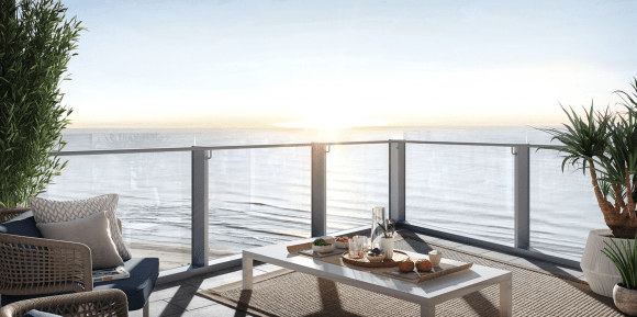 5 Queensland apartments with the most stunning ocean views