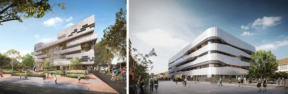 Hayball's Richard Leonard discusses the new Footscray Learning Precinct