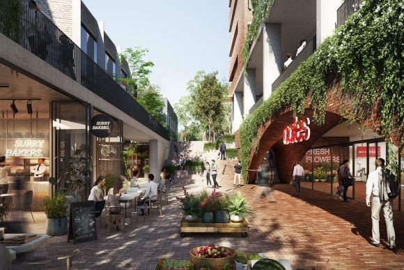 Surry Hills Village regeneration project granted final approval to commence construction next year