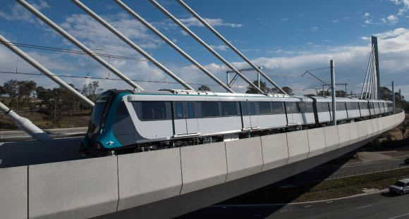Sydney Metro Northwest train testing expands to Kellyville