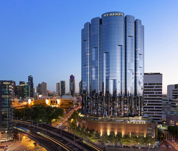 Century Group lands Australia's first St. Regis at Flinders Bank