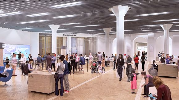 State Library looks to the future for its revamp