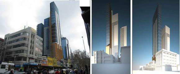 Planning Application: 278 Little Lonsdale Street, Melbourne