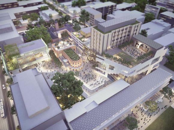 Lyons expand their design legacy as Brisbane's Liveris Academy draws closer to reality