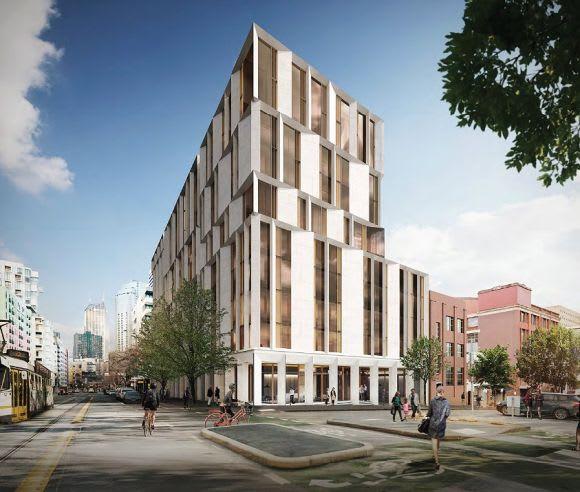 UniMelb adds Swanston Street to their student accommodation portfolio