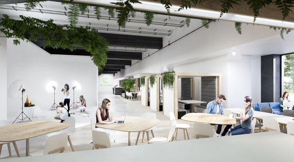 CLIK Collective brings co-warehousing to Moorabbin's Morris Moor