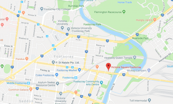 Victoria Square location