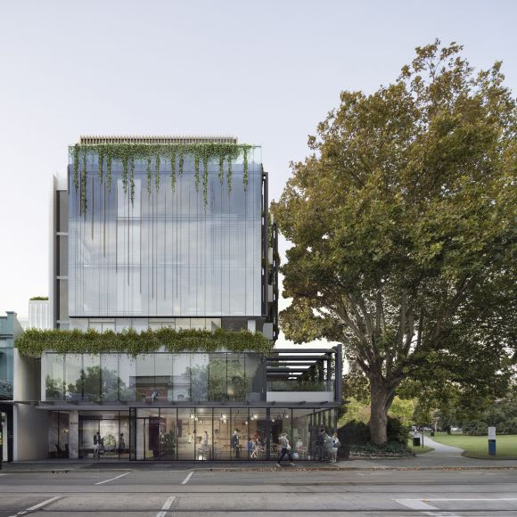 The Hanging Gardens of South Yarra