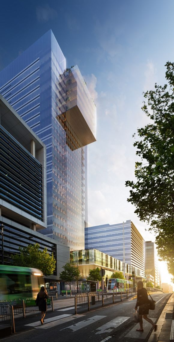 Lendlease forges ahead with Melbourne Quarter