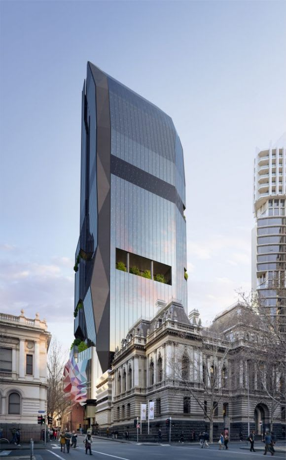 Probuild appointed for 0m Victoria University Tower