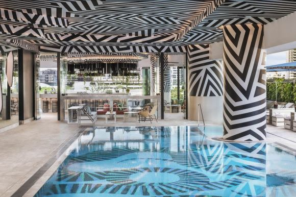Brisbane stepping into its own as a tropical hotel destination