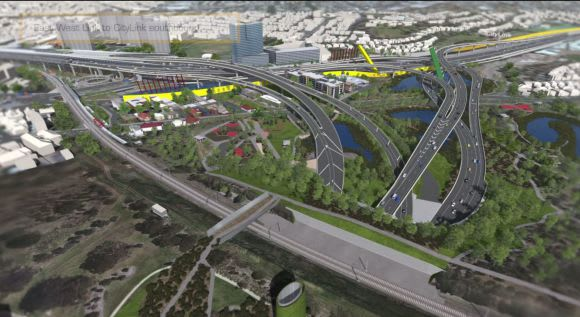 East West Link and the Secret Development Plans