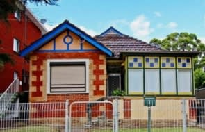 A developer paid nearly double the reserve for an ordinary suburban house in Sydney's insane property market