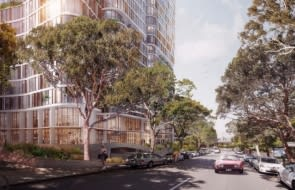 Aqualand gets go-ahead to build luxury apartments in Nth Sydney office tower