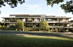 A Toorak apartment 'relatively cheap' for Asians: Singaporean developer