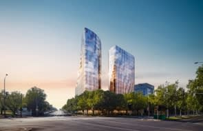 St Kilda Road developers sell into a crowded market