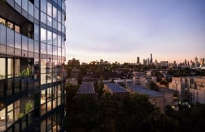 Developer Michael Yates finds BTR buyer for 'problem child' South Yarra site