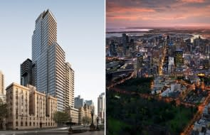 Melbourne developer buys 'air rights' to safeguard building views