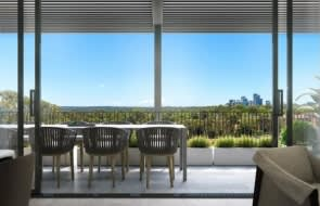 Oasis living in Lane Cove