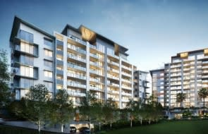 Strong sales in this $162 million project has resulted in the fast tracking of the project