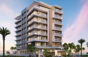 Periscope Palm Beach: Beachfront apartments on the Gold Coast