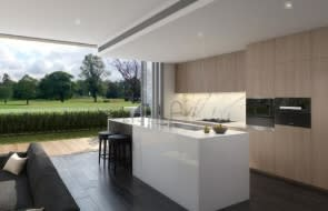 The Fairway residences offer new units right on Strathfield Golf Course