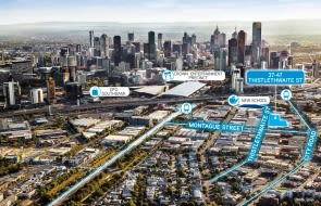 Local buyer reels in Fishermans Bend site for $7.52 million