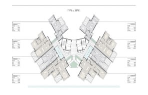 443 Queen Street, Brisbane floor plans