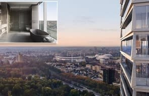 Melbourne developer buys the AIR next to his building to protect views