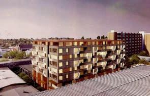 Eight Storey Development for Queen Adelaide Street