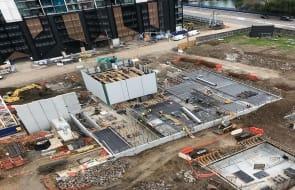 Victoria Square construction update