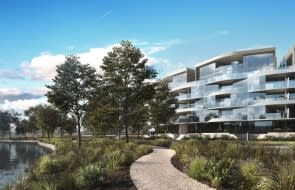 Six-storey mixed development approved for Kingston Foreshore