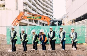 EWI begins Yarra One tower construction