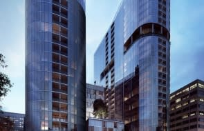 Zapari and Geocon's Grand Central Towers development approved for Woden centre