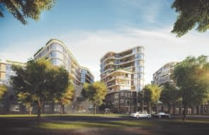 Cox Architecture redesign secures approval for controversial North Fitzroy apartments