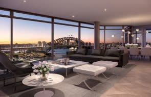 Construction Begins On Australia's Most Expensive Apartments, Opera Residences