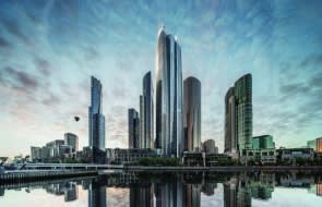 Australia's tallest tower to be built in Melbourne