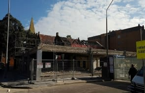 8 Phillip Street, Parramatta construction update