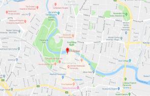 8 Phillip Street, Parramatta location