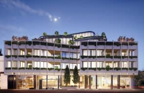 Gurner and Smorgons join forces to launch apartment complex