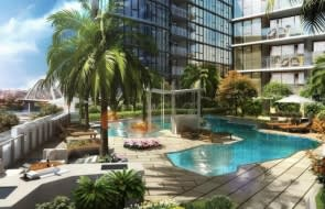 Chinese property giant launches 600-apartment complex for South Brisbane