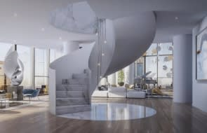 Sky high: Some of Australia's highest penthouses hit the market