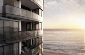 Elysian Broadbeach: Beachside high-tech luxury apartments